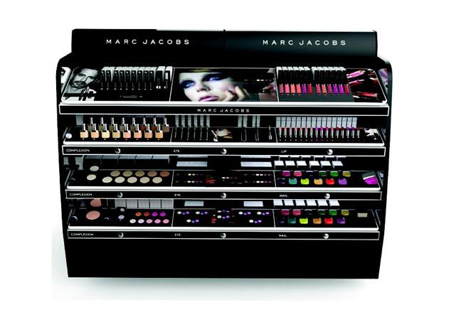 First Look At Marc Jacobs' Debut Beauty Line At Sephora