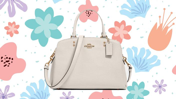 This sale is the perfect opportunity to snag a new purse for spring.
