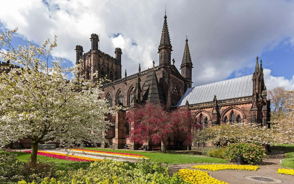 chester cathedral - Getty