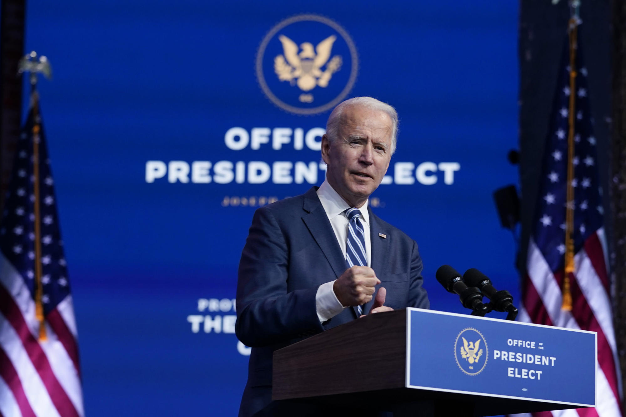 Progressives look to make early mark on Biden White House