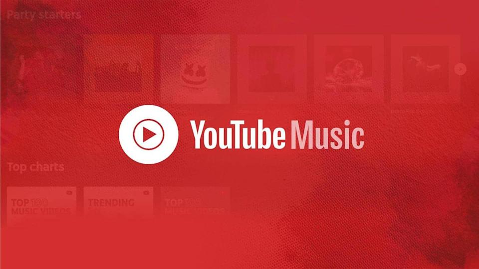 YouTube Music spotted testing new