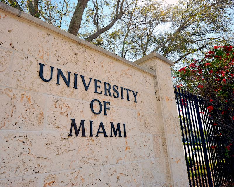 University of Miami professor resigns after reportedly sharing porn bookmark on Zoom