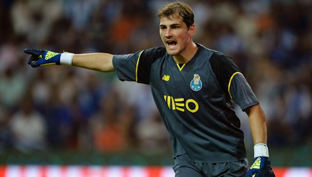 The veteran Spain international made a crucial save to help his side avoid defeat at the hands of Benfica