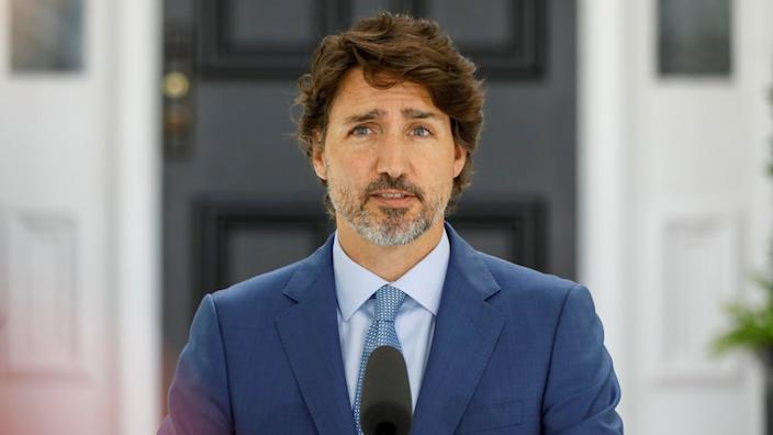 There were 130 threats against Justin Trudeau from January to July this year