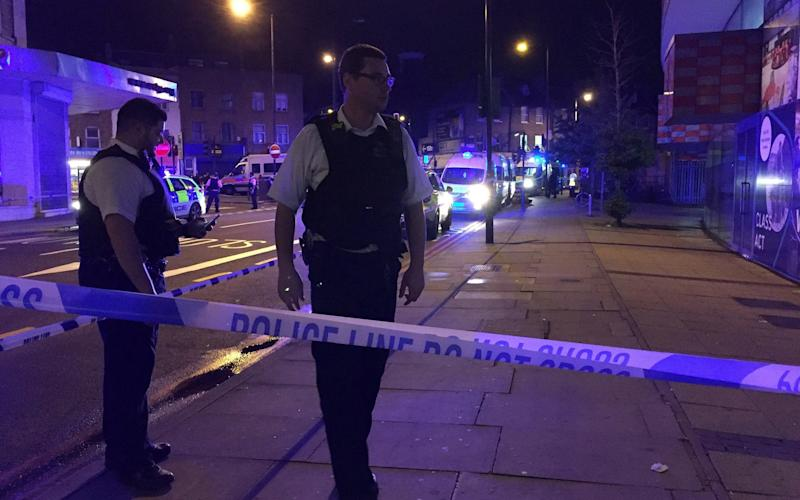 Finsbury Park: One killed, eight injured in 'potential terrorist attack' as van hits worshippers at London mosque