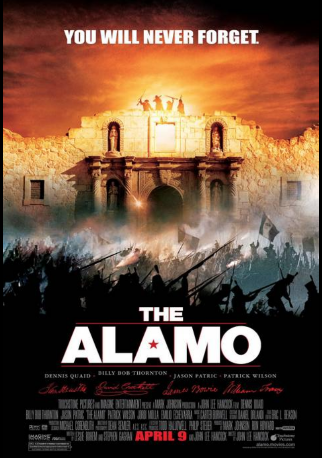 "<p>Remaking the classic 1960 John Wayne film, <em>The Alamo</em> ran up its budget by creating the largest set in history and requiring costly edits after previews weren't well received. When the film finally premiered in 2004, it was up against Mel Gibson's <em>The Passion of the Christ </em>and ended up only grossing about <a href=""https://bombreport.com/yearly-breakdowns/2004-2/the-alamo/"" rel=""nofollow noopener"" target=""_blank"" data-ylk=""slk:$22.4 million domestically"" class=""link rapid-noclick-resp"">$22.4 million domestically</a>. </p>"