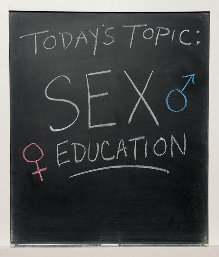 Texas law requires schools that offer sex education to promote abstinence as the preferred behavior for unmarried students. Proposed revisions remain focused on abstinence, but some groups are pushing for a more comprehensive sex education curriculum.