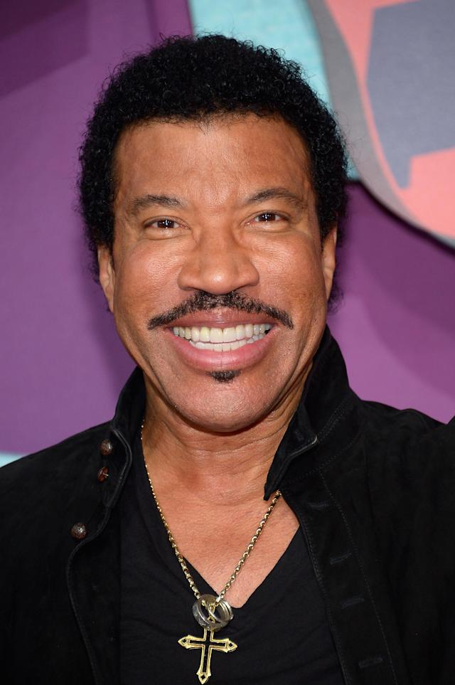 "<p>The ""All Night Long"" singer is from Tuskegee, Ala., and attended Tuskegee University. Richie delivered the commencement address at his alma mater in 2010. (Photo: Getty Images) </p>"