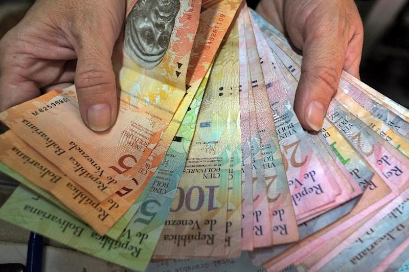 Venezuela said Wednesday its foreign exchange reserves have fallen 14 percent since the beginning of the year, to $18.99 billion, their lowest level in almost 12 years