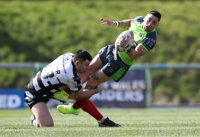 West Wales Raiders v Widnes Vikings – Betfred Challenge Cup – First Round – Stebonheath Park