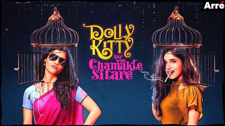 Dolly Kitty Aur Woh Chamakte Sitare Review: A Portrait of Two Ladies on Fire