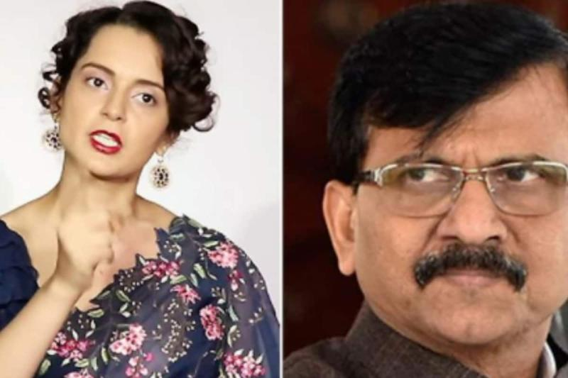 For Me, Matter with Actress is Over, She is Welcome to Live in Mumbai: Sanjay Raut on Kangana Ranaut