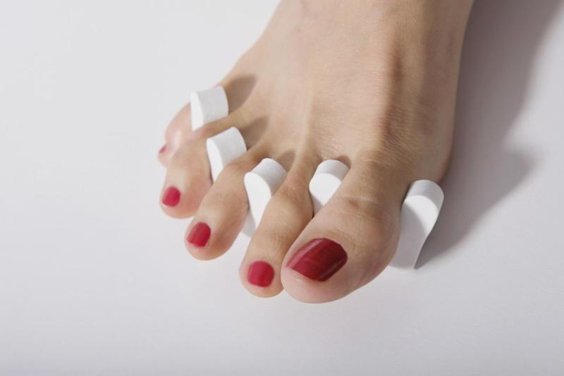 Getting a manicure? You might want to avoid shaving your legs. Photo: Getty