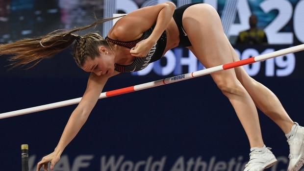 'I expected a lot more from myself,' pole vaulter Newman says of placing 5th at worlds