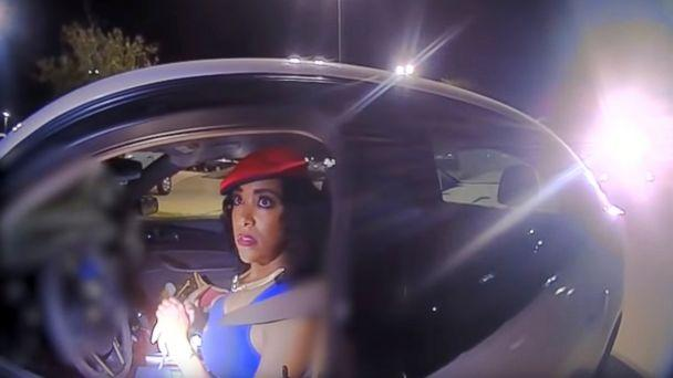PHOTO: Footage from a Texas state trooper's body camera showing a traffic stop on May 20, 2018, was released after he was falsely accused of sexual assault. (Texas Department of Public Safety)