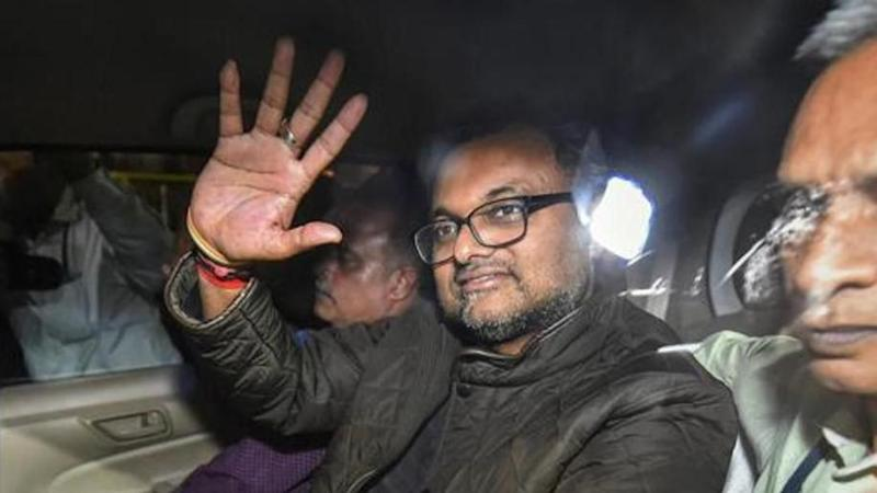 INX media case: HC grants bail to Karti