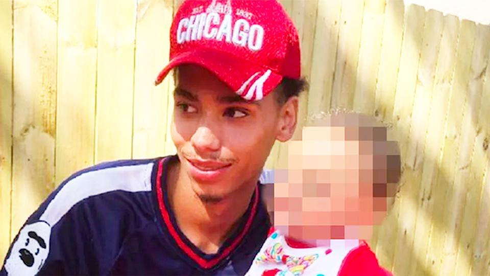 Pictured here, Daunte Wright was killed in what police are calling an accidental shooting.