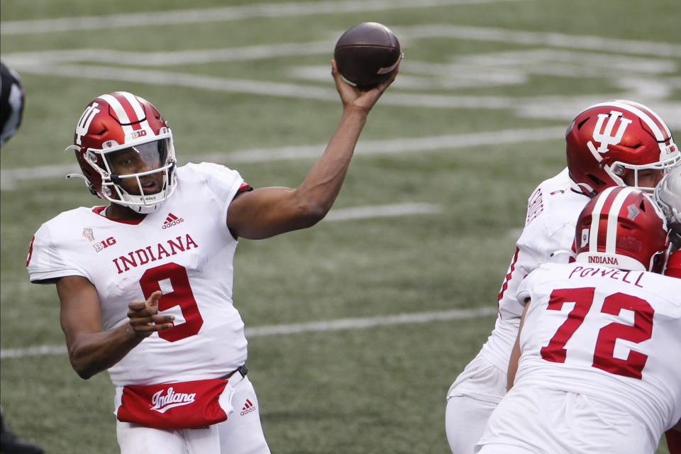 Ncaa Football Indiana Qb Michael Penix Jr Out For Season Shopping is a right, not a luxury. https www yahoo com now indiana qb michael penix jr will miss rest of season with knee injury 171642192 html