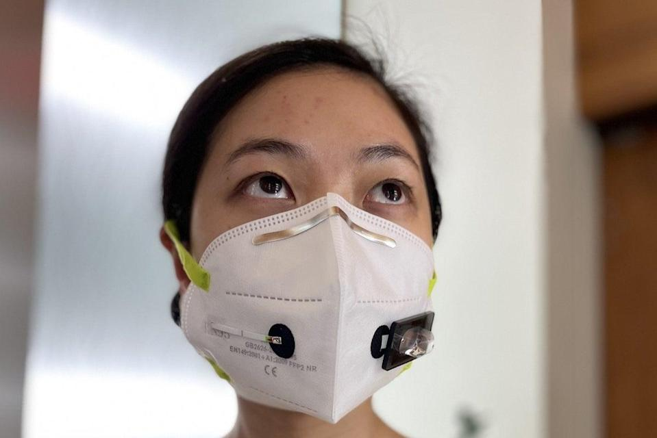 Prototype face mask can detect Covid infection while you wear it (Wyss Institute at Harvard University)