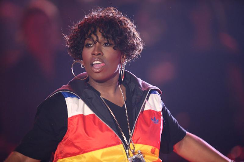 Missy Elliott has amazing talent and undeniable style, which naysayers never understood. (Photo: Getty Images)