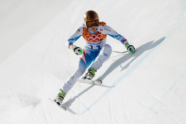 Alpine Skiing - Winter Olympics Day 3