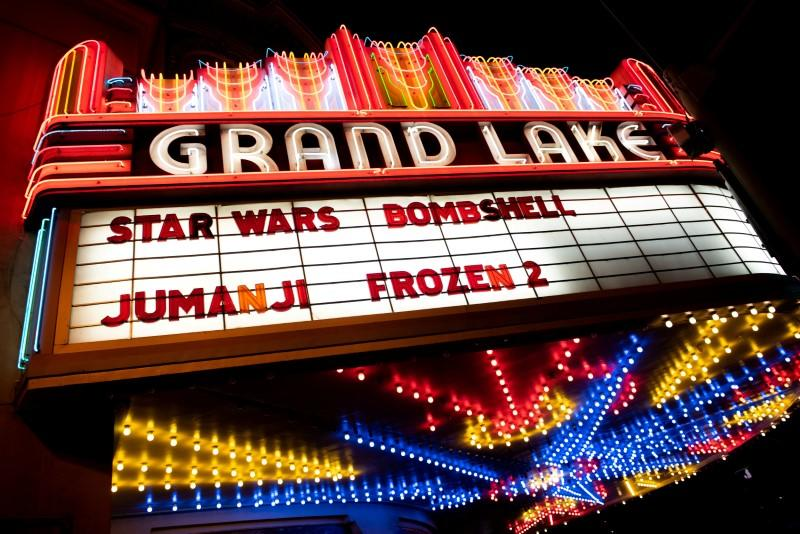 U.S. movie theater owners ask federal government for coronavirus relief