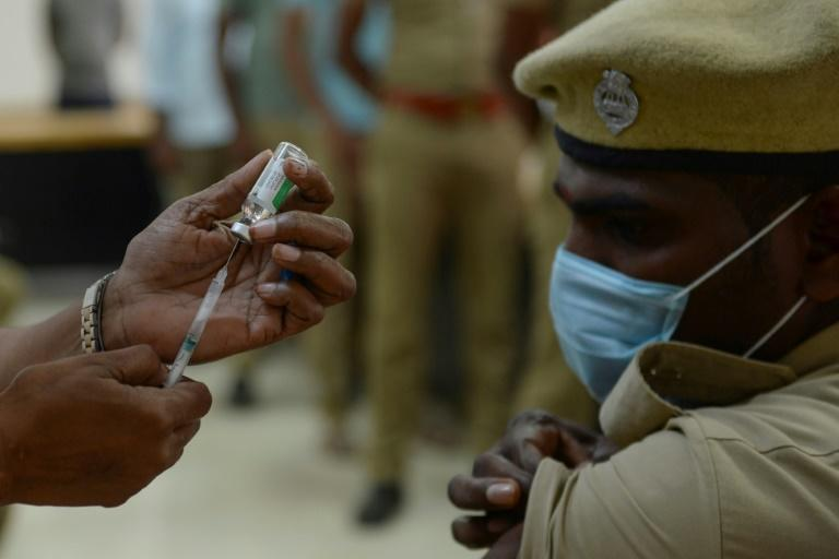 Some experts have pointed to mass vaccinations as the way out of India's surging coronavirus crisis