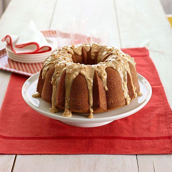 """<p>Not only is the cake made from peanut butter, it's also covered in a peanut butter glaze and chopped peanuts.</p><p><em><strong><a href=""""https://www.womansday.com/food-recipes/food-drinks/recipes/a12397/peanut-butter-cake-recipe-wdy0814/"""" rel=""""nofollow noopener"""" target=""""_blank"""" data-ylk=""""slk:Get the Peanut Butter Cake recipe."""" class=""""link rapid-noclick-resp"""">Get the Peanut Butter Cake recipe.</a></strong></em></p><p><strong>READ MORE: </strong><a href=""""https://www.womansday.com/life/travel-tips/g27758525/4th-of-july-fireworks/"""" rel=""""nofollow noopener"""" target=""""_blank"""" data-ylk=""""slk:A Guide To Finding Fireworks Near You This 4th of July"""" class=""""link rapid-noclick-resp"""">A Guide To Finding Fireworks Near You This 4th of July</a></p>"""