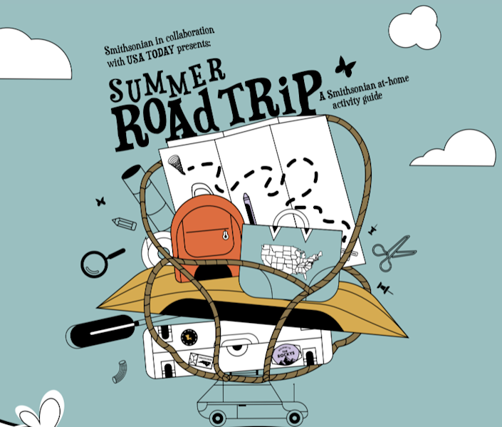 Summer Road Trip Guide from USA TODAY and the Smithsonian.
