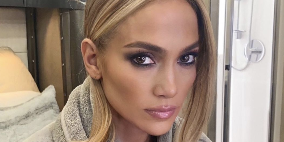 J.Lo Just Tried Out an Ultra-Nostalgic '90s Hairstyle on Instagram