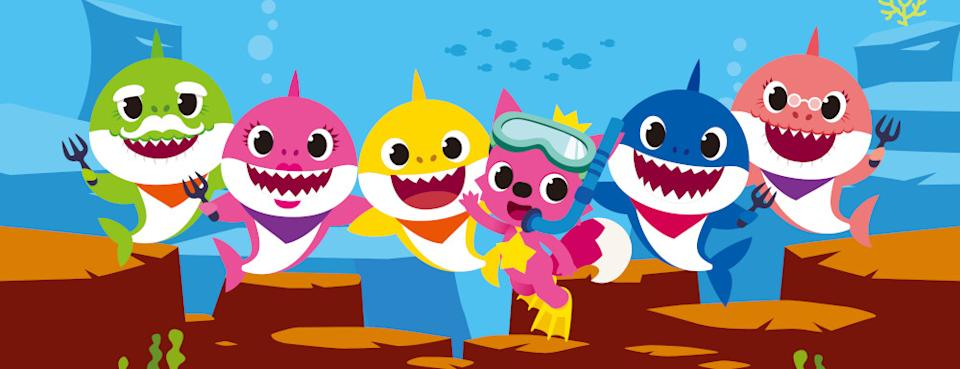 'Baby Shark' creator: Mobile devices aren't babysitters ...