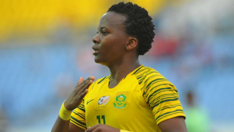 South Africa striker Thembi Kgatlana fires Beijing Phoenix into Chinese Women's Championship semi-final