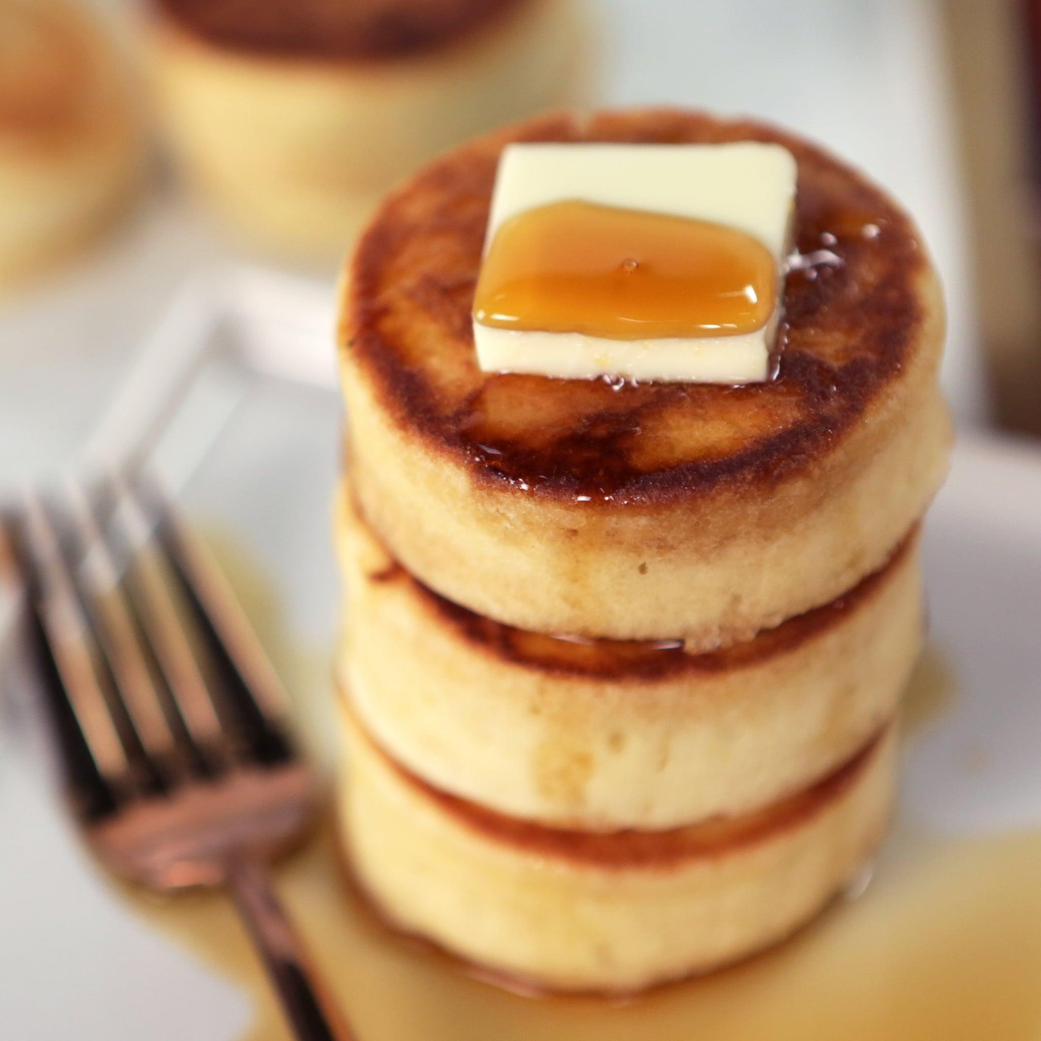 No these arent english muffins theyre japanese hotcakes video no these arent english muffins theyre japanese hotcakes ccuart Images