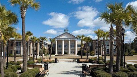 "<p><strong>Established in 1797</strong></p><p><strong>Location: Bluffton</strong></p><p>Surrounded by palm trees with locations on South Carolina's coast in Bluffton, Beaufort, and Hilton Head Island, the <a href=""https://www.uscb.edu/about_uscb/"" rel=""nofollow noopener"" target=""_blank"" data-ylk=""slk:University of South Carolina-Beaufort"" class=""link rapid-noclick-resp"">University of South Carolina-Beaufort</a> is a small college with just over 2,000 students. The student to faculty ratio offers excellent personalized learning advantages.</p>"