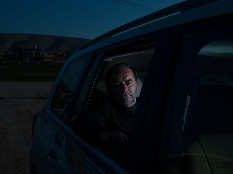 Father Patrick Desbois is on a mission to heal the boys, and to keep them from hurting anyone else. The ­Catholic priest has recorded interviews with more than 100 Yezidi survivors, focusing primarily on the children. | Newsha Tavakolian—Magnum Photos for TIME