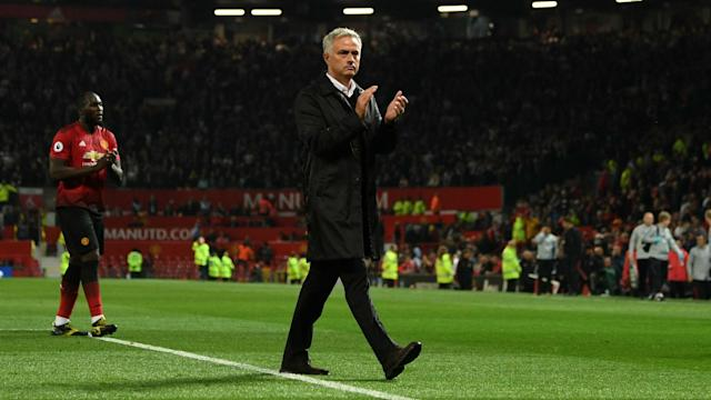 Manchester United fans have been critical of Jose Mourinho in recent times and the coach says he has little contact with them.