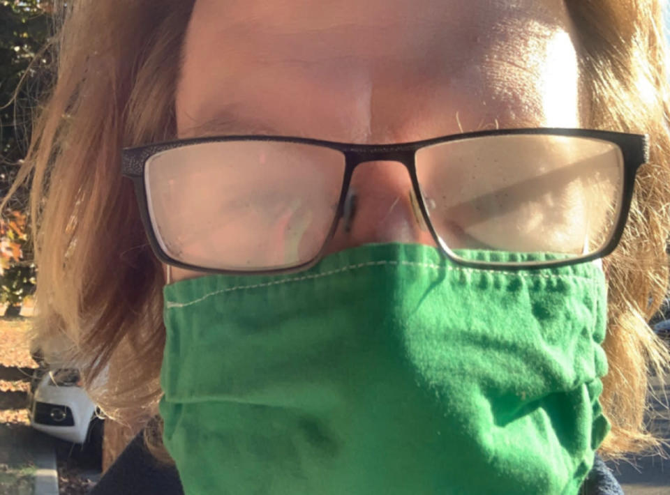 Face Masks and Glasses: Say goodbye to walking in a fog