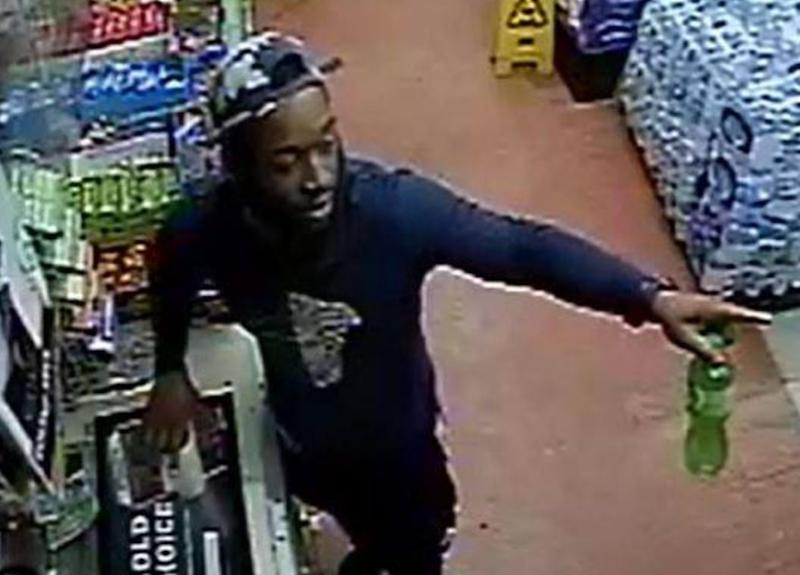 Miramar Police Department needs the public's help to catch a man who attacked a store clerk in Miramar, Florida. (Photo: Facebook)