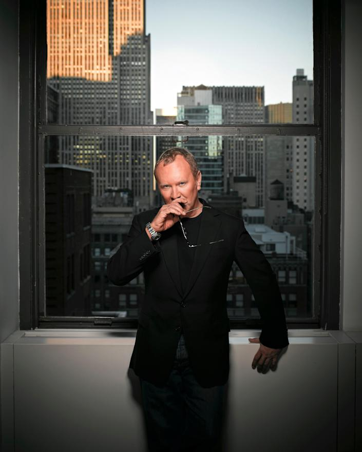 "<h1 class=""title"">TR-DOFR-001300</h1> <div class=""caption""> Michael Kors </div> <cite class=""credit"">Photo: Douglas Friedman</cite>"