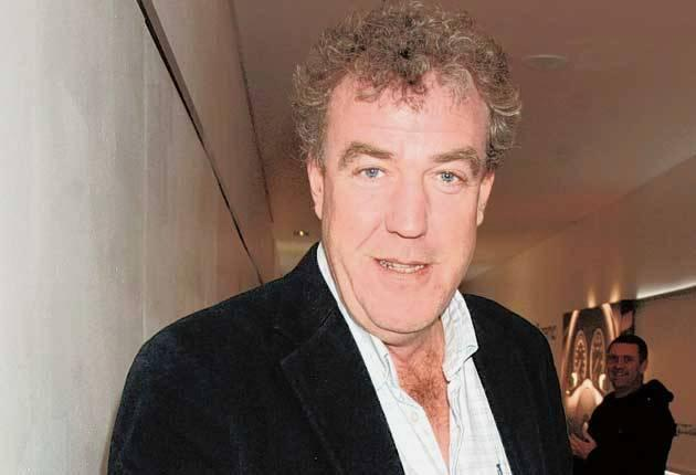 Jeremy Clarkson, scourge of the environmentalists, lives in a media and political enclave in Oxfordshire (GETTY IMAGES)
