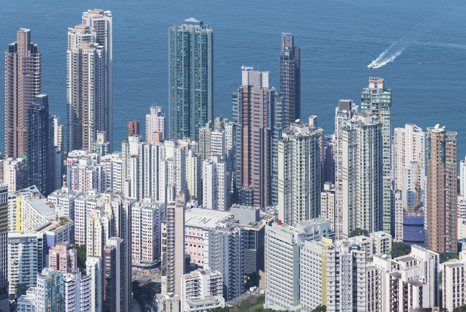 Hong Kong has maintained a steady purchase and rental market. Photo: Getty Images