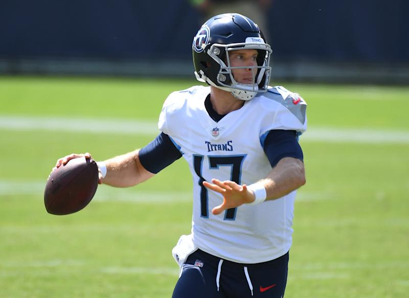 Ryan Tannehill has proven he's found his system with the Tennessee Titans