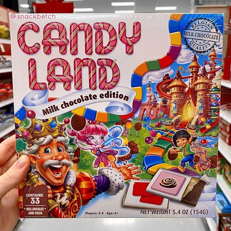 Target Has a $10 Candy Land Board With Milk Chocolate Pieces, So Dibs on King Kandy!