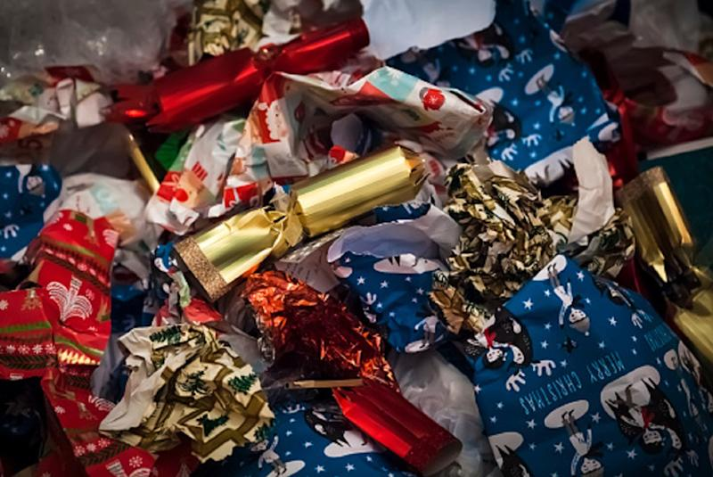 Waste not necessary: How to properly clean up after the holidays