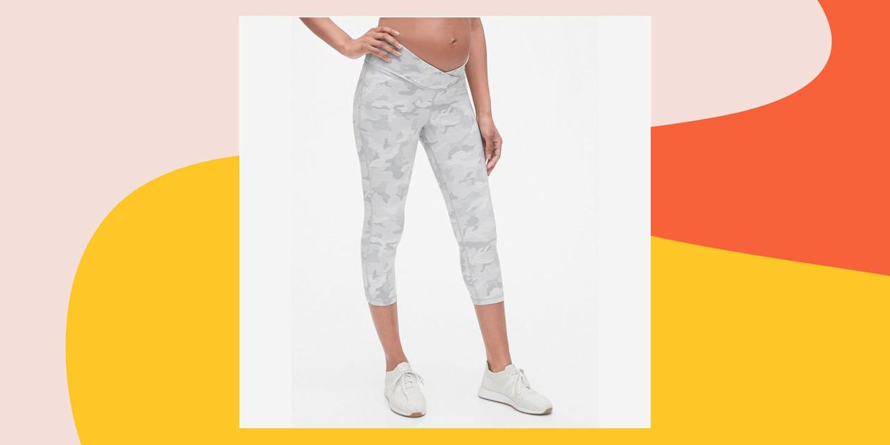 "<p>Looking for the best maternity gym leggings? You've come to the right place. We've rounded up all the best maternity sports buys to help you nail your <a href=""https://www.womenshealthmag.com/uk/fitness/a31670914/pregnancy-exercises/"" target=""_blank"">prenatal fitness routine</a>. </p><p>First things first: to myth-bust the idea that you can't keep up with your workouts during <a href=""https://www.womenshealthmag.com/uk/fitness/workouts/a31783479/lucy-meck-pregnancy-workout/"" target=""_blank"">pregnancy</a>, take a look at <a href=""https://www.nhs.uk/conditions/pregnancy-and-baby/pregnancy-exercise/"" target=""_blank"">NHS advice</a>, which says that exercise is definitely not dangerous for your baby. Far from being a no-no, some evidence suggests that regular <a href=""https://www.womenshealthmag.com/uk/health/female-health/a700148/pregnancy-yoga/"" target=""_blank"">exercise</a> actually makes you less likely to have problems in late pregnancy and labour. As long as you feel comfortable, then <strong>you do you</strong> - but if in doubt, don't be afraid to consult your doctor. </p><p>So, if you're ready, click through for the WH edit of the 14 best maternity leggings to ship to your house now. </p>"