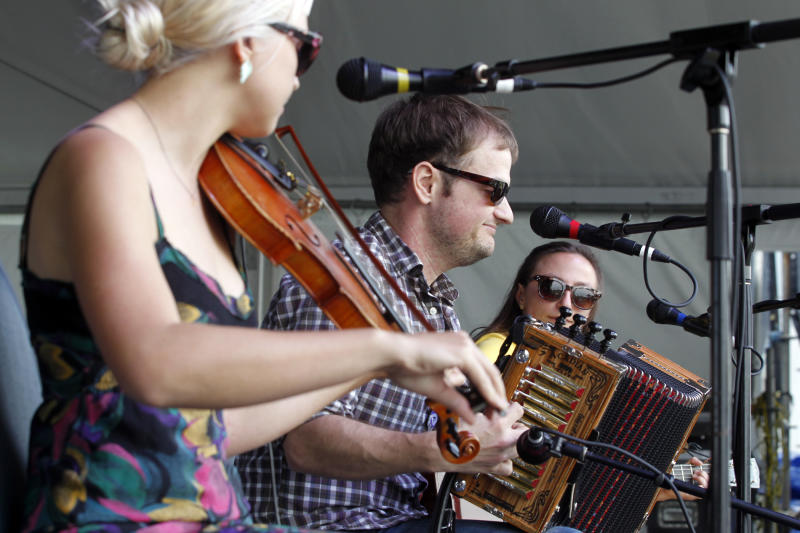 Young musicians cling to Cajun, zydeco traditions