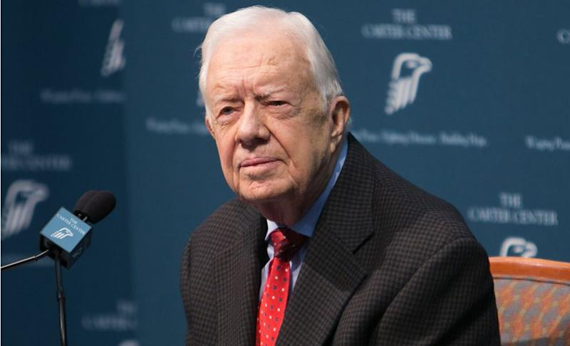 Jimmy Carter | Jessica McGowan/Getty Images