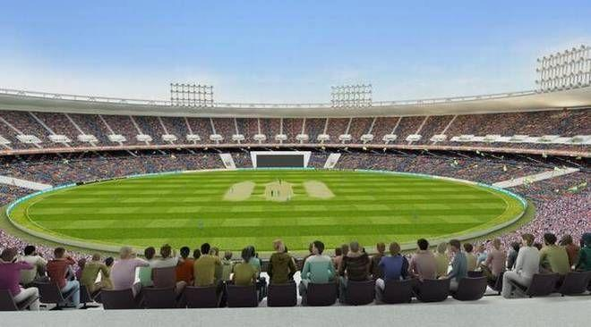 The city of Ahmedabad is all set to have the world's largest cricket stadium