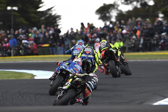 Early season Australia round considered for 2021