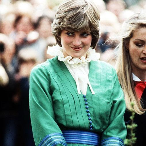Diana had been holidaying in St Tropez with Dodi Fayed. Photo: Getty